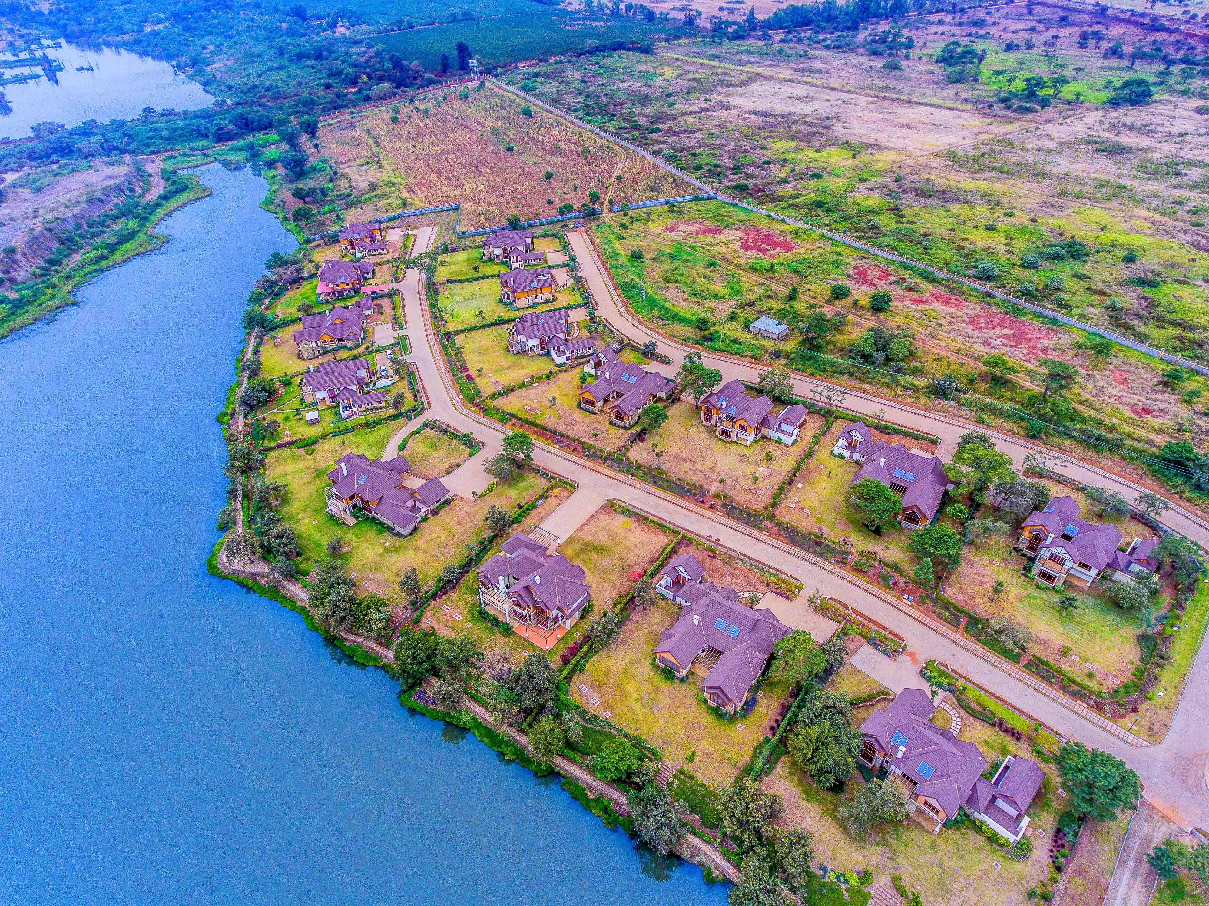 Hire drones kenya real estate